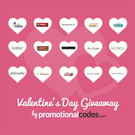 Valentine S Day Giveaway - valentines day giveaway over 1500 in prizes madamedealsevents