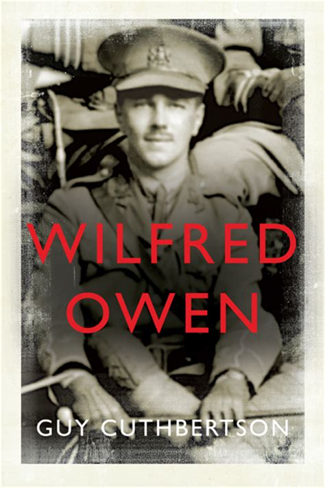 owens books wilfred owen by cuthbertson yale press
