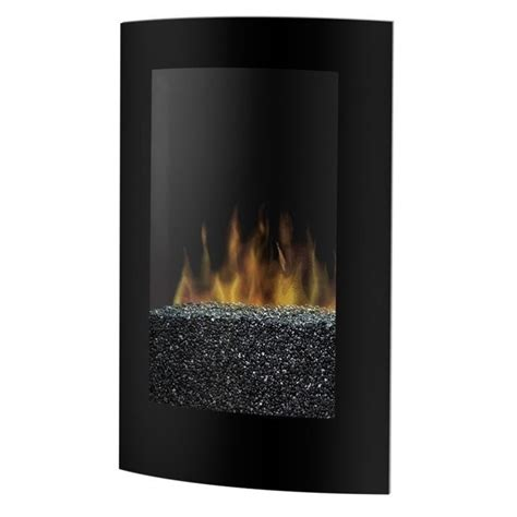 Recessed Wall Mount Electric Fireplace by Dimplex Electraflame Curved Recessed Wall Mount Electric