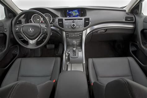 la show preview acura freshens up 2011 tsx sedan