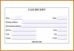 Sample taxi receipt taxi receipt template pdf jpg
