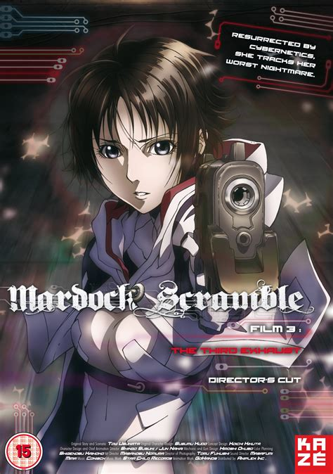 Mardock Scramble a gamble a review of mardock scramble the third exhaust