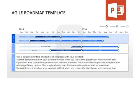 agile software development plan template you can use this roadmap for your agile management and