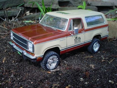 79 dodge ramcharger did revell release the 79 ramcharger by itself