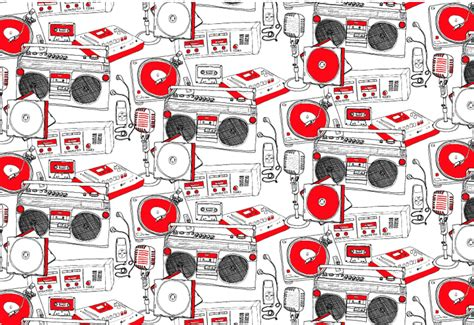 pattern background music music pattern 012 background textures background patterns