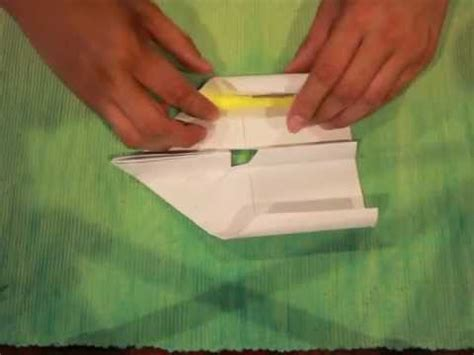 origami stunt plane cool origami how to fold make the world s best paper