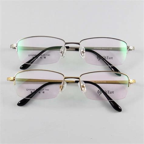 aliexpress buy wholesale glasses half rimless