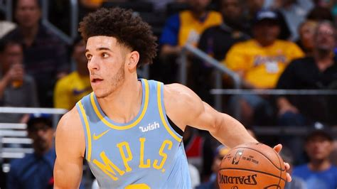 nba how lonzo ball fared against wizards