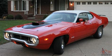 1972 plymouth road runner gtx