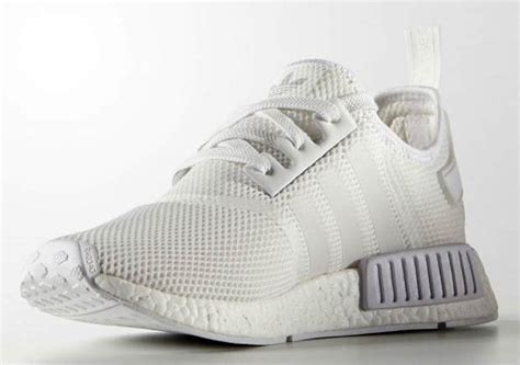 Adidas Nmr Runner adidas nmd runner quot white quot sneakernews