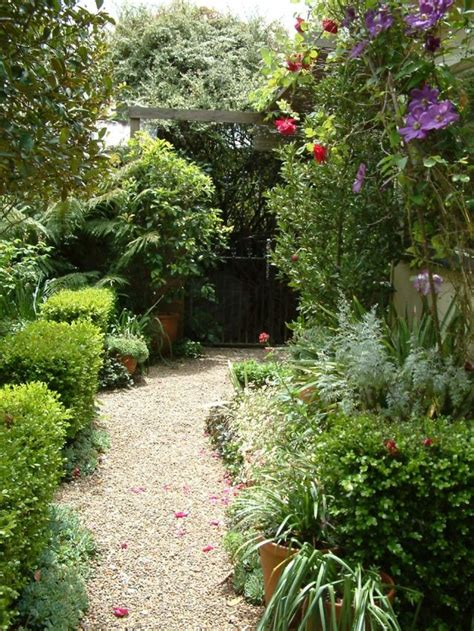 secret garden cottage garden