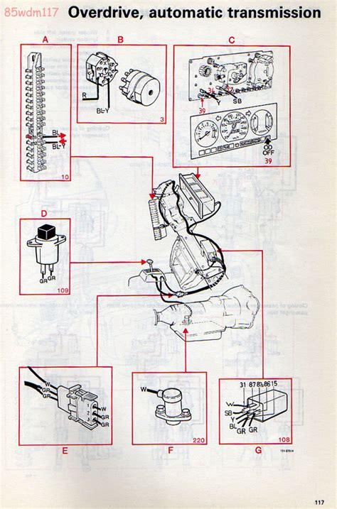 100 volvo m46 wiring diagram repair guides manual