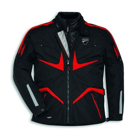 riding jacket for ducati tour v2 textile riding jacket 98103693