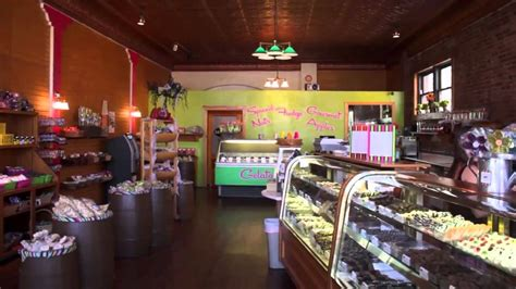 gourmet candy store franchise  sweet shoppe nut