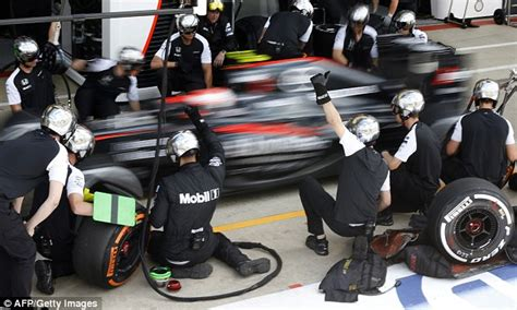 where is mclaren made the mclaren tells where f1 s real money is made