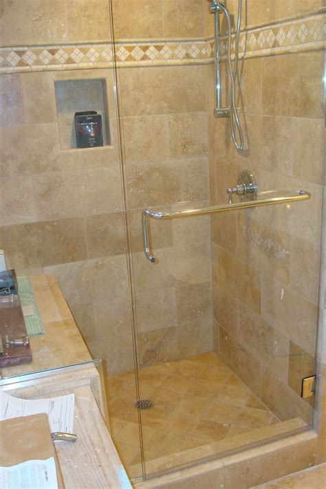 Frameless Shower Door Installation Cost Custom Frameless Sliding Shower Doors Cost With Bathroom Small Bathroom Design Popular