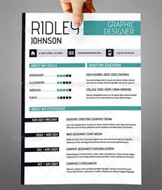Indesign Resume Template Free 20 Creative Resume Cv Indesign Templates Design Freebies