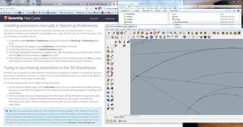 sketchup layout user manual sketchup stl sketchup extension warehouse autos post