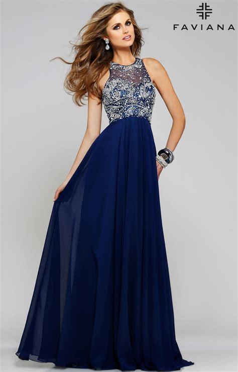 Faviana S7560   Go Your Own Way Dress Prom Dress