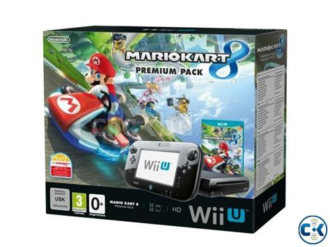 wii u console prices nintendo wii u 32gb console lowest price brend new clickbd