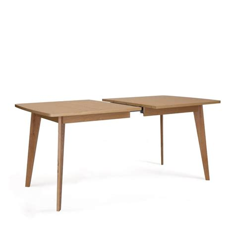 Table En Bois Extensible by Table 224 Manger Scandinave En Bois Massif By Drawer