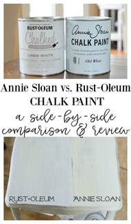 rustoleum chalk paint colors sloan chalk paint vs rust oleum chalked paint