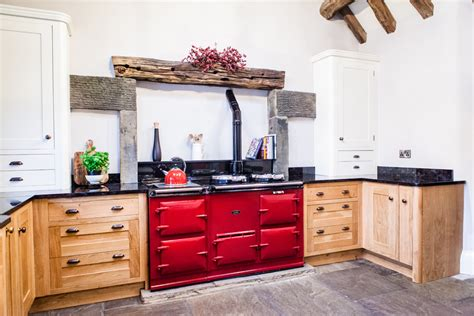 aga kitchen designs red aga kitchen design quicua com