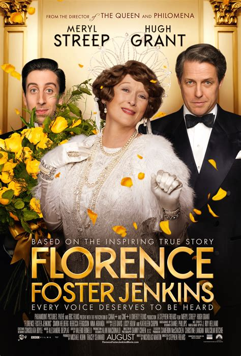 The With The L The Story Of Florence Nightingale by Florence Foster Jenkins Trailer Meryl Streep Is A Bad