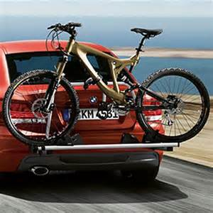shopbmwusa bmw rear mounted bicycle carrier
