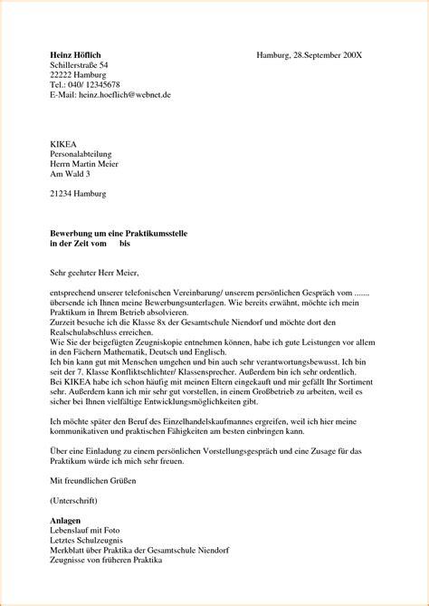 Bewerbung Fur Praktikum Oder Um 2 Bewerbungsschreiben Praktikum Questionnaire Templated