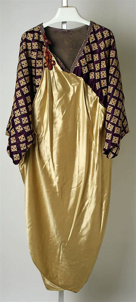 seda jesi dressing gown franklin turner 1918 22 american