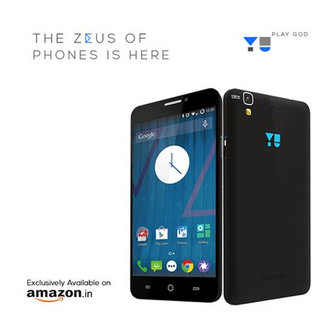 yureka themes for android yureka quot the zeus of phones quot launches in india with a 5 5
