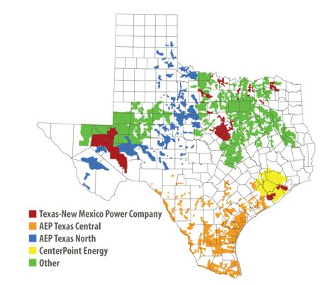 texas deregulation map tig energy consultants texas deregulated electricity map