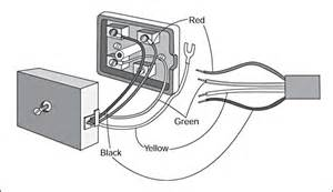 white wire telephone jack wiring diagram white free