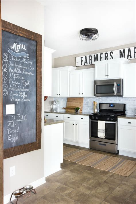 Modern Kitchen Makeovers What To Before Buying Jute Rugs Bless Er House
