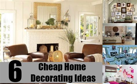Inexpensive Home Decorations 6 Cheap Home Decorating Ideas Simple And Cheapest Way To