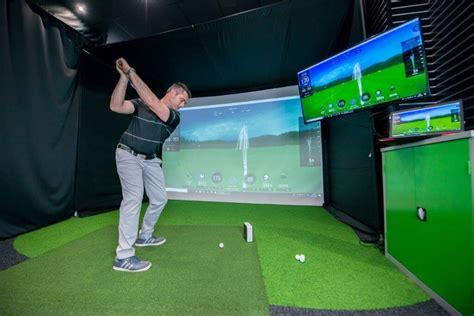 Golf Swing System - skytrak system golf simulator golf swing systems