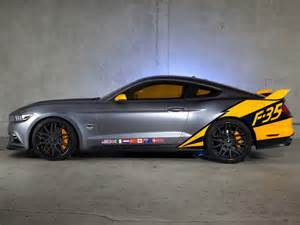 Lightning Car And Driver 2015 Image 2015 Ford Mustang F 35 Lightning Ii Size 1024 X