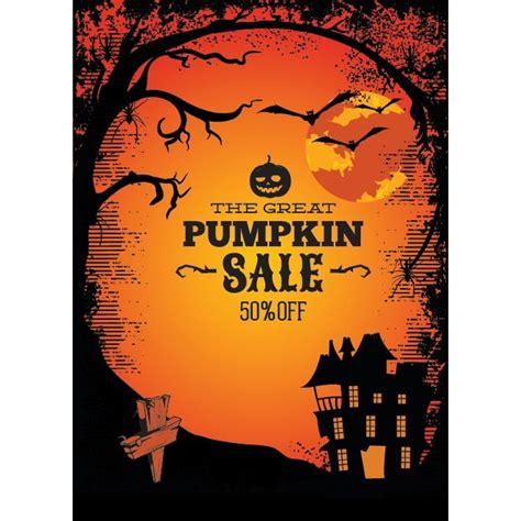Orange Sale vector orange grunge happy sale poster template