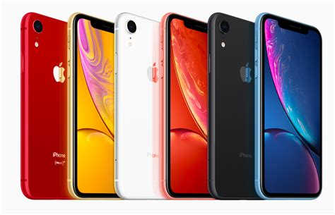 apple unveils colorful new iphones for 2018 xr xs and xs max hellogiggles