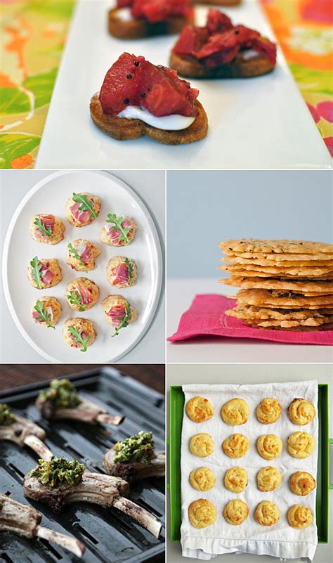 Wedding Appetizers Menu Ideas by Wedding Appetizer Ideas Popsugar Food