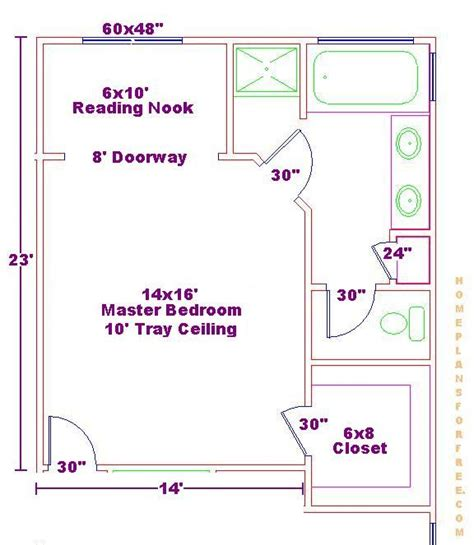 master bathroom floor plans with walk in closet 17 best ideas about small bedroom layouts on pinterest