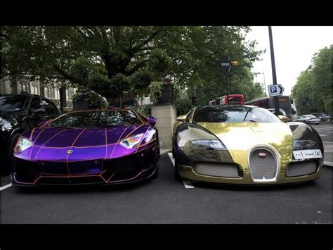 Lamborghini Veneno Vs Lamborghini Aventador Bugatti Veyron 16 4 Grand Sport Rear Three Quarters Static