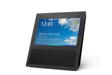 amazon echo series add a voice to your home with amazon s new echo show alexa enabled bluetooth speaker with 7 quot screen