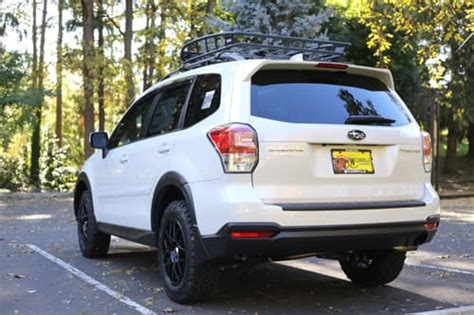 2018 subaru forester lifted custom vehicles wilsonville subaru