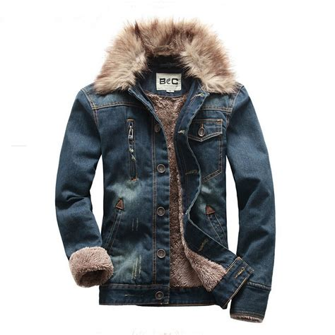 menswear denim winter 2015 trends 2015 man winter clothing fashion long sleeve turn down