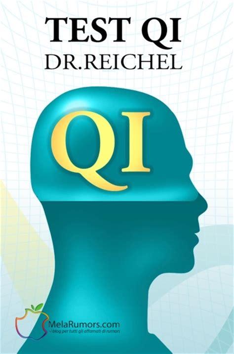 test per quoziente intellettivo recensione test qi dr reichel misura la tua