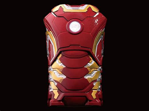 Casing Softclear Iphone 6 The Avenger Custom you can now suit up your iphone 6 with iron mk xliii