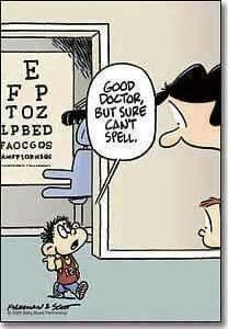 Eye Doctor Meme - best 20 eye jokes ideas on pinterest