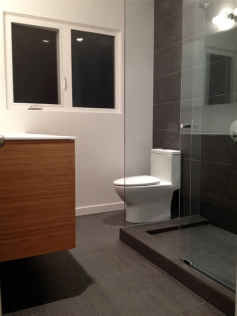 Underwood St Modern Bathroom Vancouver By Mike